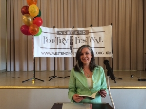 West End Poetry Festival, Carroboro, NC, October 18, 2014